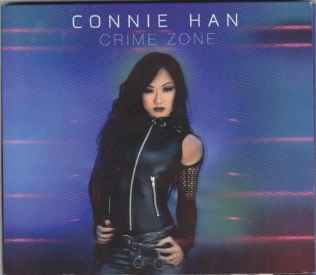 Connie Han: Crime Zone - CD