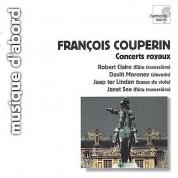 Robert Claire, Davitt Moroney, Jaap ter Linden, Janet See: Couperin: Concerts Royaux - CD