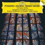 Boston Symphony Orchestra, Kathleen Battle, Seiji Ozawa, Tanglewood Festival Chorus: Poulenc: Gloria - CD