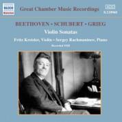 Beethoven / Schubert / Grieg: Violin Sonatas (Kreisler / Rachmaninov) (1928) - CD