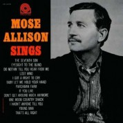 Mose Allison Sings - Plak