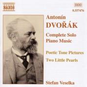 Stefan Veselka: Dvorak: Poetic Tone Pictures, Op. 85 / Dumka and Furiant, Op. 12 - CD
