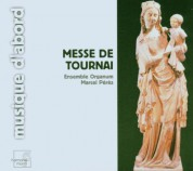Ensemble Organum, Marcel Pérès: Messe De Tournai - CD