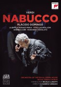 Plácido Domingo, Liudmyla Monastyrska, Orchestra of the Royal Opera House, Nicola Luisotti: Verdi: Nabucco - BluRay