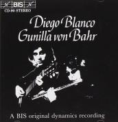 Gunilla von Bahr, Diego Blanco: Gunilla von Bahr & Diego Blanco - Music for Flute and Guitar - CD