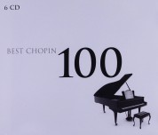 Çeşitli Sanatçılar: Best 100 Chopin - CD
