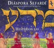 Montserrat Figueras, Jordi Savall, Hespèrion XXI: Diaspora Sefardi Romances & Musique Instrumentale sepharades - CD