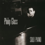 Philip Glass: Glass: Solo Piano - Plak