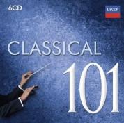 Çeşitli Sanatçılar: 101 Classical - CD