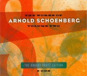 Çeşitli Sanatçılar: The Works of Arnold Schönberg Vol.2 - CD
