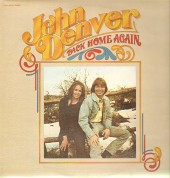 John Denver: Back Home Again - Plak
