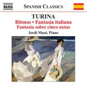 Jordi Masó: Turina: Piano Music, Vol. 6 - CD