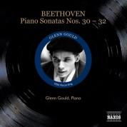 Glenn Gould: Beethoven, L.: Piano Sonatas Nos. 30-32 (Gould) (1956) - CD