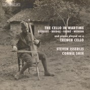 Steven Isserlis, Connie Shih: The Cello in Wartime - SACD