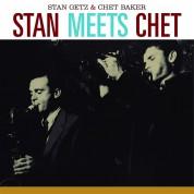 Stan Getz: Stan Meets Chet + 2 Bonus Tracks - CD