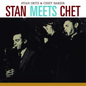 Stan Getz: Stan Meets Chet + 2 Bonus Tracks - CD