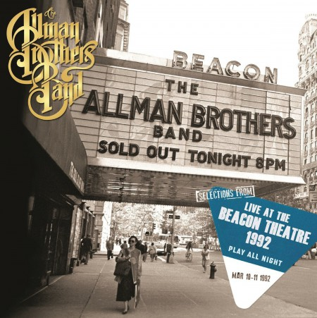 Allman Brothers Band: Selections From Play All Night - Plak