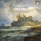 Felix Mendelssohn Bartholdy: Mendelssohn: Complete Symphonies - CD