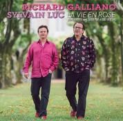 Richard Galliano, Sylvain Luc: La Vie En Rose - CD