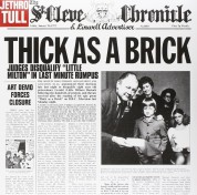 Jethro Tull: Thick As A Brick - Plak