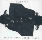 Kerem Görsev, Allan Harris: Laid Back - CD