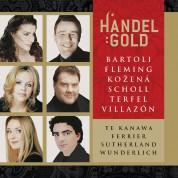 Çeşitli Sanatçılar: Handel: Gold - Handel's Greatest Arias - CD