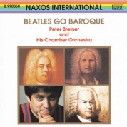 Beatles Go Baroque - CD