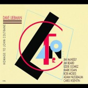 Dave Liebman: Homage to John Coltrane - CD