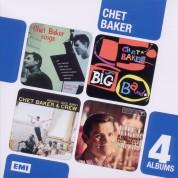 Chet Baker: 4 CD Box Set (Chet Baker Sings / Chet Baker Big Band / Chet Baker and Crew / The Most Important Jazz Album of 1964/1965) - CD
