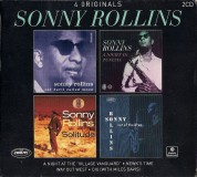 Sonny Rollins: 4 Originals (A Night At The