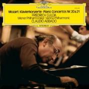 Friedrich Gulda, Wiener Philharmoniker, Claudio Abbado: Mozart: Concertos for Piano and Orchestra Nos. 20 & 21 - Plak