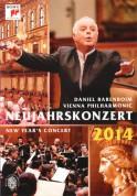 Daniel Barenboim, Wiener Philharmoniker: New Year's Concert 2014 - DVD