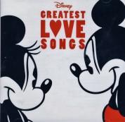 Çeşitli Sanatçılar: Disney's Greatest Love Songs - CD