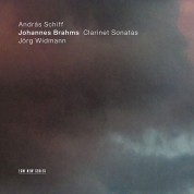 András Schiff, Jörg Widmann: Brahms: Clarinet Sonatas - CD