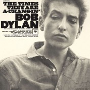 Bob Dylan: The Times They Are A-Changin' - Plak