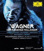 Alain Altinoglu, Anja Kampe, Bryn Terfel, Fabio Trümpy, Liliana Nikiteanu, Marco Jentzsch, Matti Salminen, Philharmonia Zürich: Wagner: Der Fliegende Holländer - BluRay