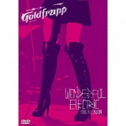 Goldfrapp: Wonderful Electric - Live In London - DVD
