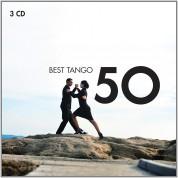 Çeşitli Sanatçılar: 50 Best Tango - CD