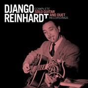 Django Reinhardt: Complete Solo Guitar And Duet Recordings - CD
