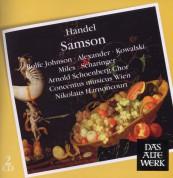 Nikolaus Harnoncourt: Handel: Samson - CD
