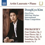 DongKyu Kim: Piano Recital - CD