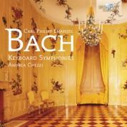Andrea Chezzi: C.P.E. Bach: Keyboard Symphonies - CD