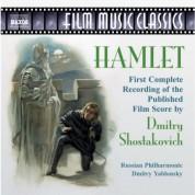 Dmitry Yablonsky: Shostakovich: Hamlet, Op. 116 - CD