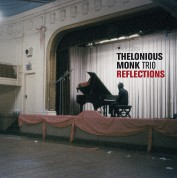 Thelonious Monk Trio - Reflections + 2 Bonus Tracks! (Gatefold Packaging. Photographs By William Claxton) - Plak