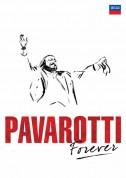 Luciano Pavarotti, James Levine, Nuccia Focile, Leone Magiera: Luciano Pavarotti - Forever - DVD