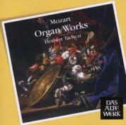 Herbert Tachezi, Nikolaus Harnoncourt: Mozart: Organ Works - CD
