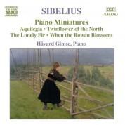 Sibelius: Piano Music, Vol. 4 - CD