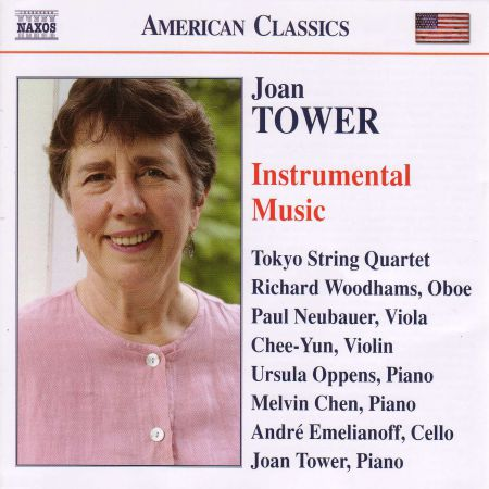 Tower: Chamber and Solo Music - CD