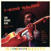 T-Bone Walker: Long Distance Blues - Plak