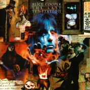 Alice Cooper: The Last Temptation - Plak